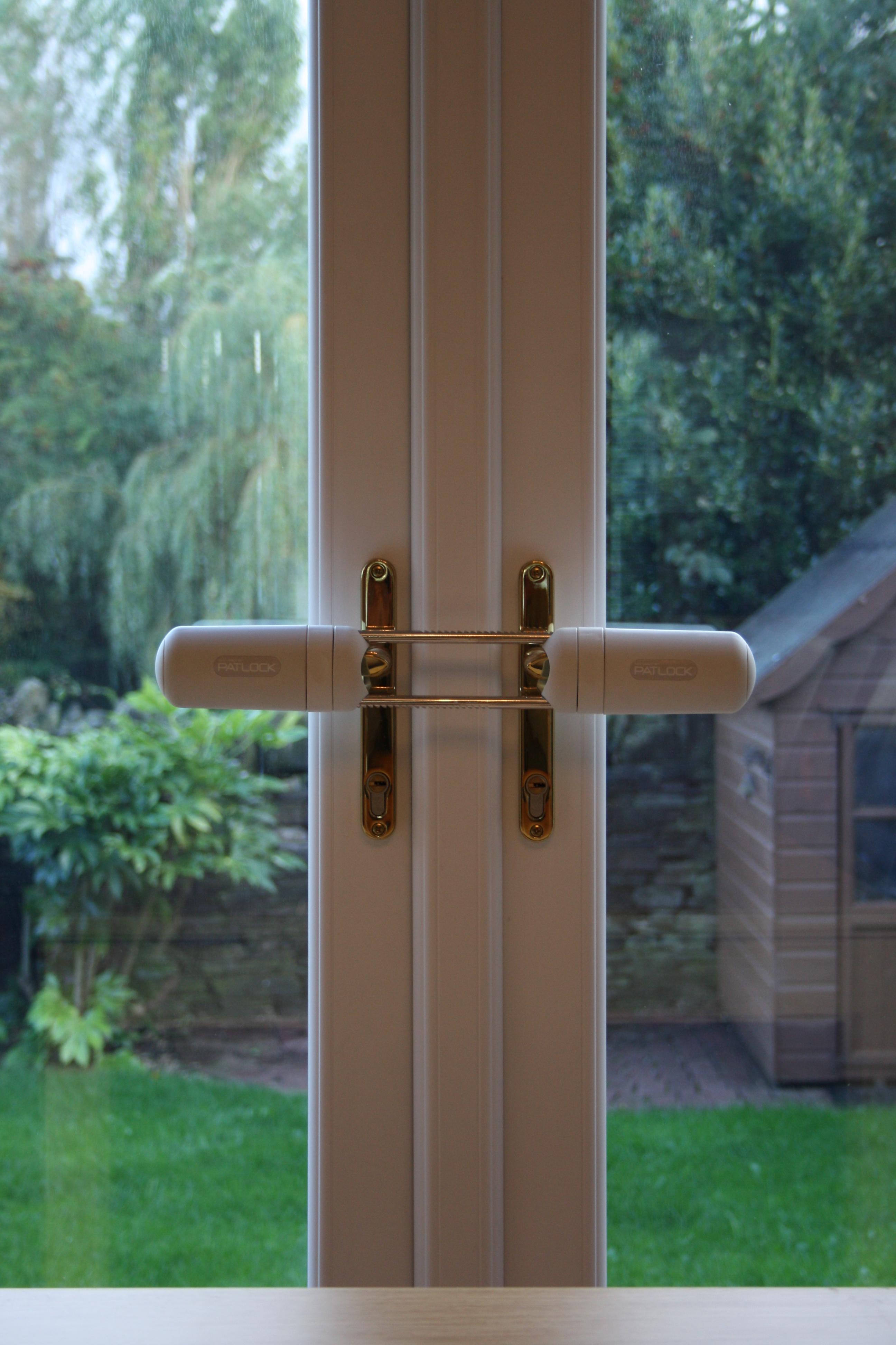 3888 #377046 Patlock Patio French Door Security Lock Safe And Vault wallpaper Secure Patio Doors 3252592