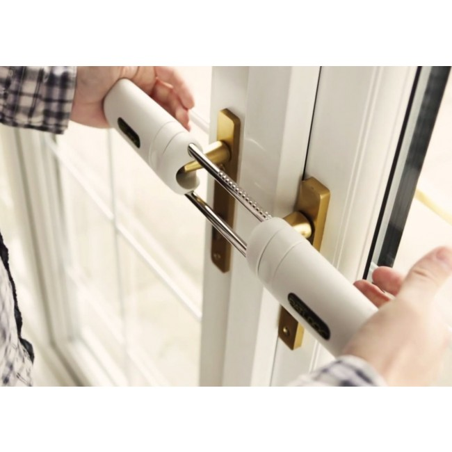 Patlock Patio French Door Security Lock - Safe and Vault
