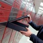 2000C Safe Deposit Lockers