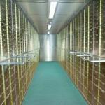 Safe deposit facility with Shaghai SDB 3